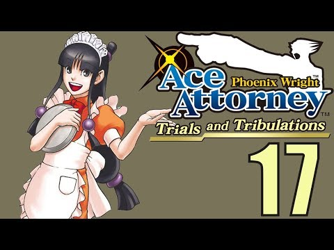 Phoenix Wright Ace Attorney: TaT -17- GET A JOB!