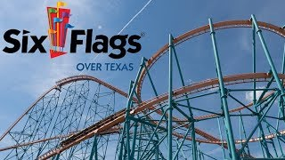 Six Flags Over Texas Vlog June 2019