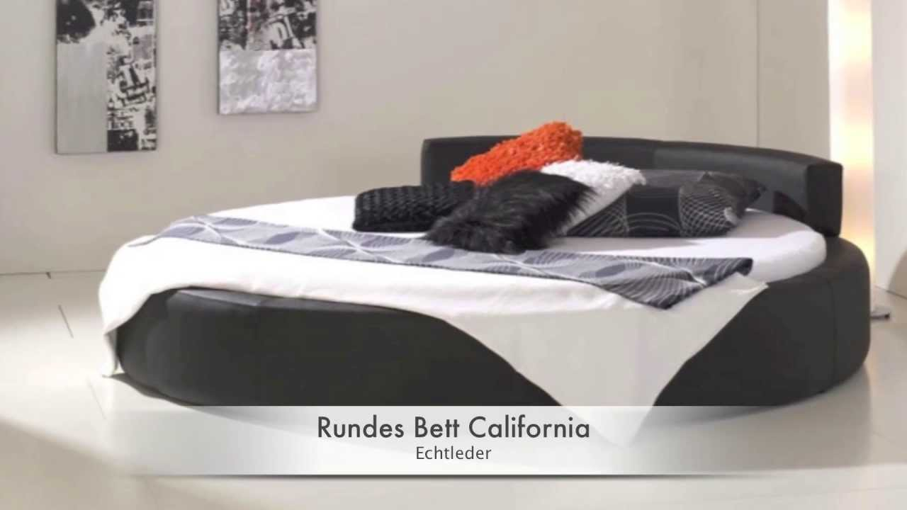 rundbetten by shogazi youtube. Black Bedroom Furniture Sets. Home Design Ideas