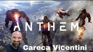 Live Anthem PS4 ( Vamos que vamos )