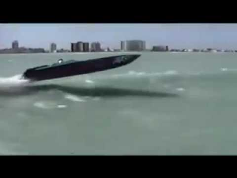 offshore dagher racing - bateau de course