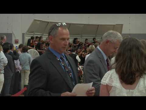 Prairie Middle School Graduation 2017
