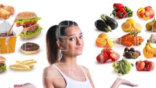 Weight Loss - Nutritionist Marketing Explainer Video Demo - Live Footage