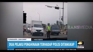 Viral Dua Pengendara Mobil Hina Polisi | REDAKSI MALAM (23/010/20)