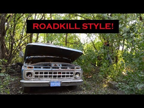 Abandoned F250 Revival! First Start in 26 Years -- Part 1