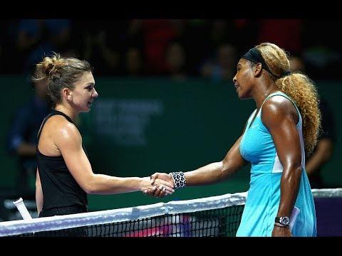WTA Finals Countdown: Simona Halep vs. Serena Williams, 2014 RR | 8 Days Out