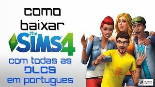 Como baixar The Sims 4 1.31 (Ultima Versão) Todas as DLC+Tradução
