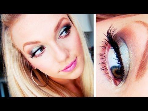 Radiant Aqua Eye Makeup thumbnail