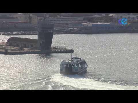 El Puerto de Ceuta busca reponerse del golpe de la COVID-19