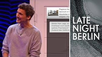 Florian David Fitz spielt eBay Kleinanzeigen Karaoke | Late Night Berlin | ProSieben