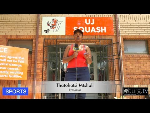 Egoli Squash Club @University of Johannesburg  Joburgtv Spor
