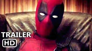 DEADPOOL 2 New Trailer Teaser # 3 (2018) Tattoo, Ryan Reynolds Marvel Superhero Movie HD