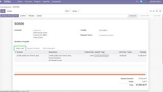 Odoo Analytic Account on Stock Picking with Analytic Tags