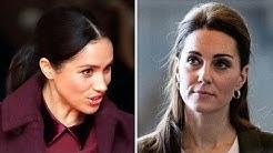 Royal Tarot Reading- Meghan Markle / Kate Middleton Feuding??