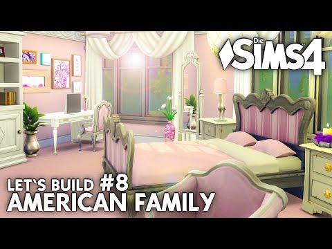die-sims-4-haus-bauen-|-american-family-#8:-prinzessinnen-zimmer-(deutsch)