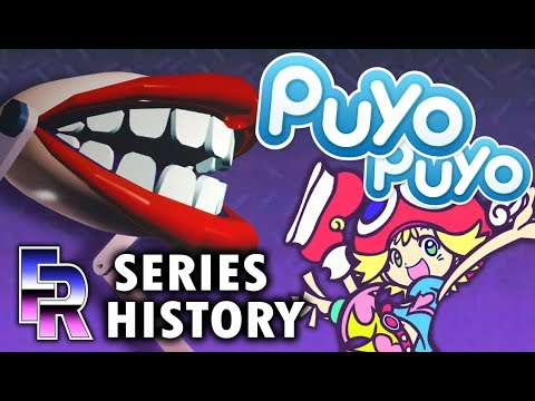 History of the Puyo Puyo Series: FrameRater