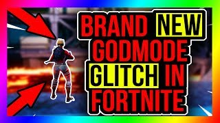 Brand New GodMode Glitch In Fortnite! Fortnite Glitches! Fortnite season 8 glitches