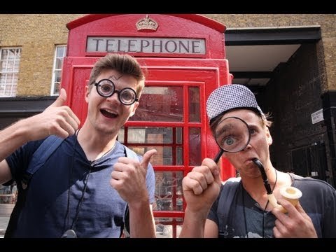 SCAVENGER HUNT: JIM CHAPMAN AND THATCHER JOE