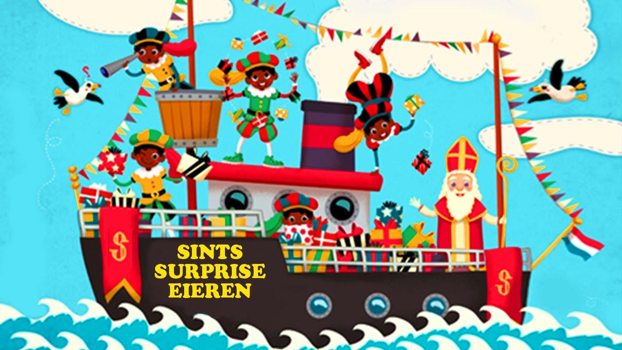 Zie Ginds Komt De Stoomboot Uit Spanje Weer Aan De Zak