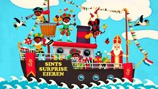 Zie Ginds Komt de Stoomboot uit Spanje weer aan! De zak van Sinterklaas Sinterklaas Sinterklaas...
