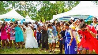 Kenyan wedding flashmob best dance