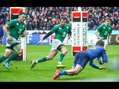 Official Extended Highlights (Worldwide) - France 10-9 Ireland | RBS 6 Nations