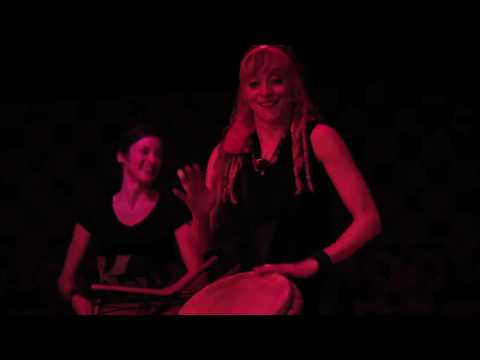 DRUMROOTS WEST AFRICAN PERFORMANCE TROUPE: TANANTE Feat. Iya Sako