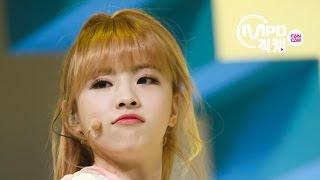 [Fancam] JinE(오마이걸 진이) Liar Liar @M COUNTDOWN_160331 EP.51