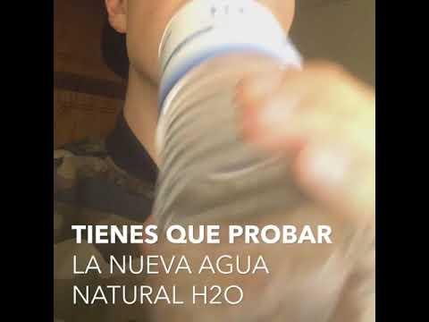 H2O AGUA NATURAL