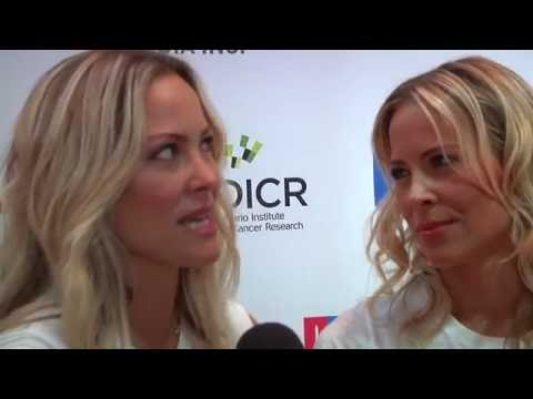 Brittany and Cynthia Daniel on The Hollywood Social Lounge