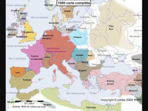 HISTOIRE DE L'AFRIQUE DU NORD DES ORIGINES A NOS JOURS (cartographie complete)