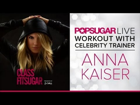 Kelly Ripa Workout: How She Stays So Thin! | Pop Workouts