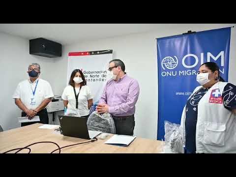 Las Salas de Análisis de Riesgos del Instituto Departamental de Salud fueron inauguradas