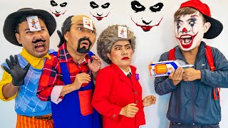 Scary Teacher 3D In Real Life : Miss T dream of Nick Jocker with Tani & Hello Neighbor & Francis