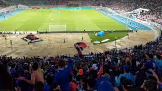 NO VOLVERÁN!! - U de chile vs everton - 26ta Fecha torneo 2018