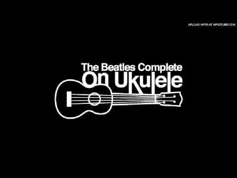 Beatles On Ukulele All You Need Is Love Youtube