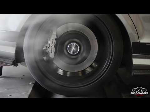 Repeat C63 MBH Headers, Mids and X-pipe by CaliBenzC63 - You2Repeat