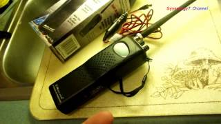 CB RADIO, Cell phone is not adequate