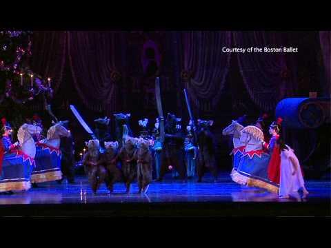 The Nutcracker by the Boston Ballet