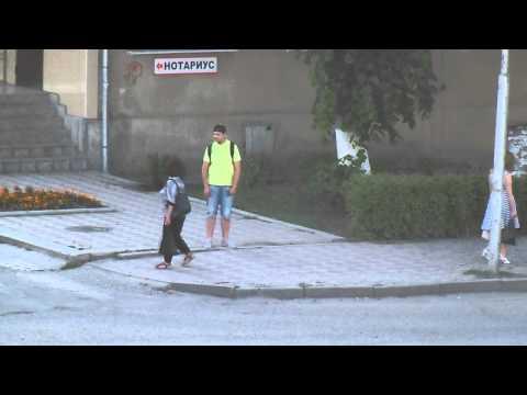 Prank: Странный турист в Моздоке / Strange Tourist In Mozdok