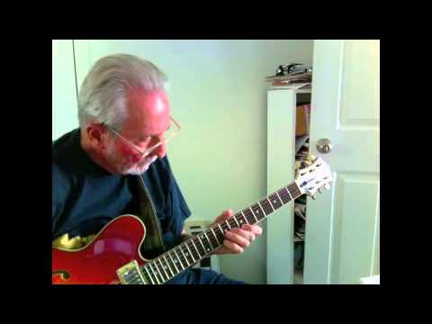My One And Only Love Guitar Chord Solo Youtube