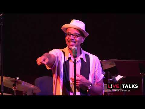 An Evening with James McBride at Live Talks Los Angeles