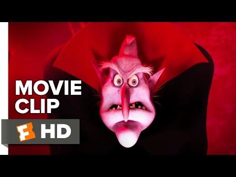 Hotel Transylvania 2 Movie CLIP - Vlad's Dramatic Entrance (2015) - Adam Sandler Animated Movie HD