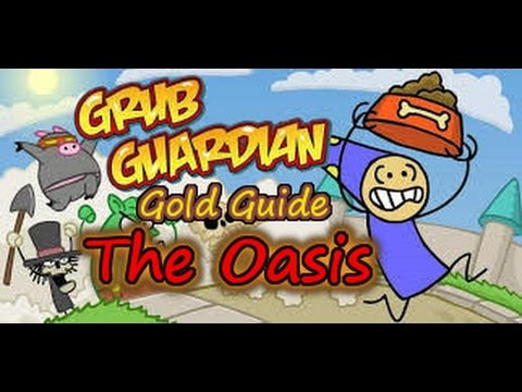 Wizard101: Grub Guardian Gold -The Oasis - Free Crowns Mounts, Pets, Packs