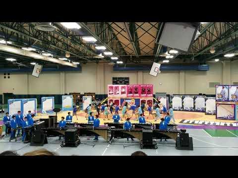 Dartmouth High School Percussion Ensemble 2018 NESBA Finals