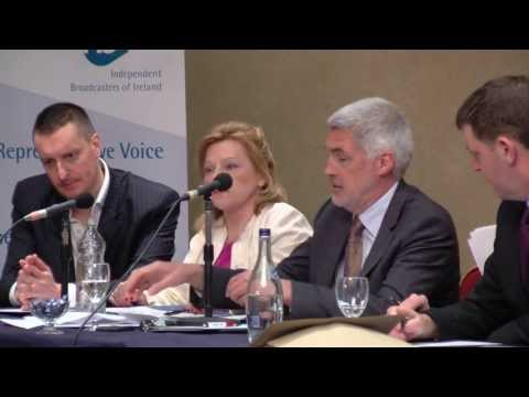 Where do we go from here: the Future for Irish Media - Tim  Collins