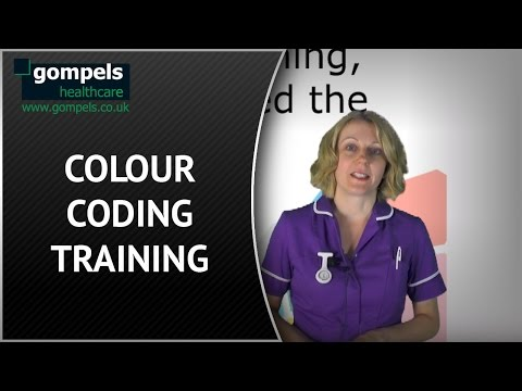 The Purpose of Colour Coding in Maintaining Effective Infection Control - Training