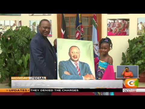9 year-old Sheldon is a gifted artist | Young and talented #MondaySpecial