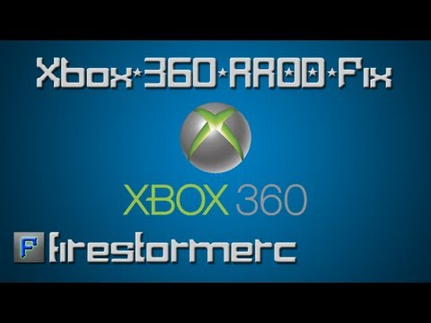 How to Fix the RROD Xbox 360 Step By Step Part 1 of 4