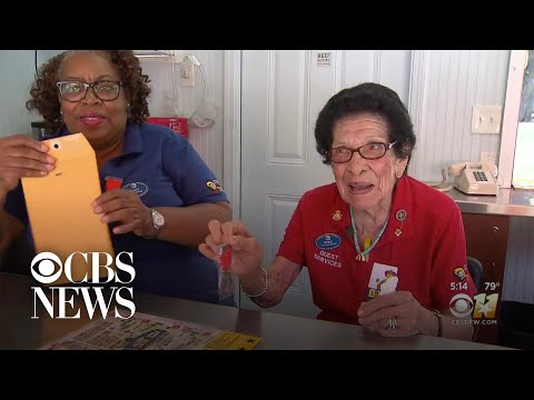 Jason Carr - #GoodNews: 101-Year Old Gal Still Works At Texas State Fair